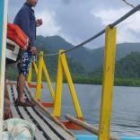 Puneet Boats the Caramoan Islands